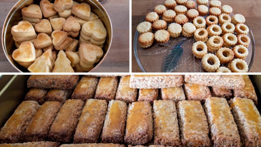 MILCHfrei backen: Weihnachtsbäckerei