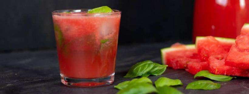 Was gibt es Erfrischenderes an einem heissen Tag als –Wassermelone