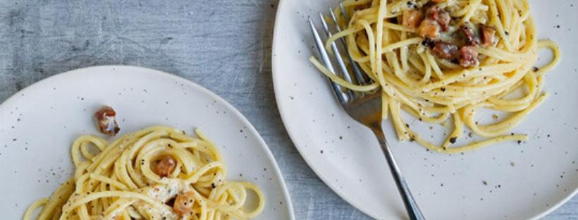 Spaghetti Carbonara – so geht'swirklich