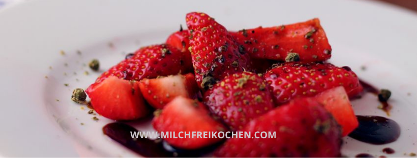 Pikante Erdbeeren